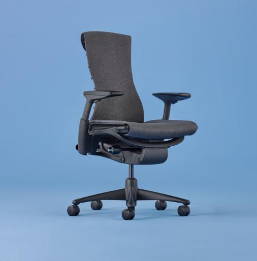 herman miller embody chair ergonomic comfort workplace desk chair