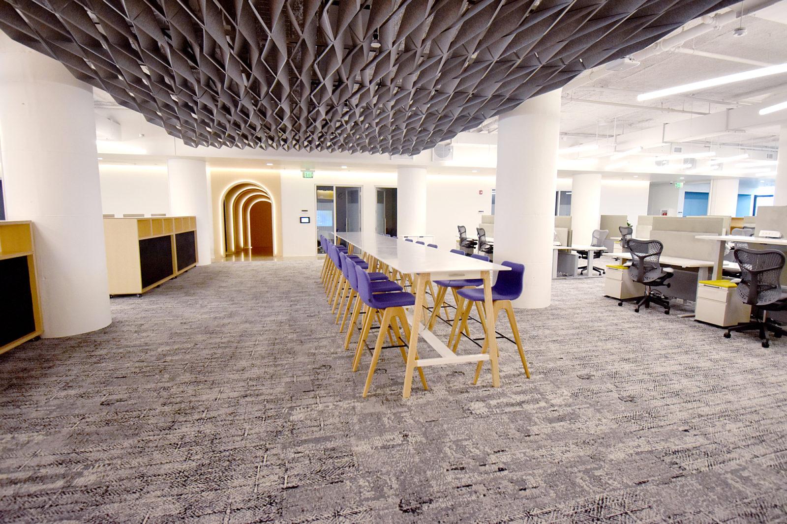 autodesk boston collaboration office furniture architizer design award client