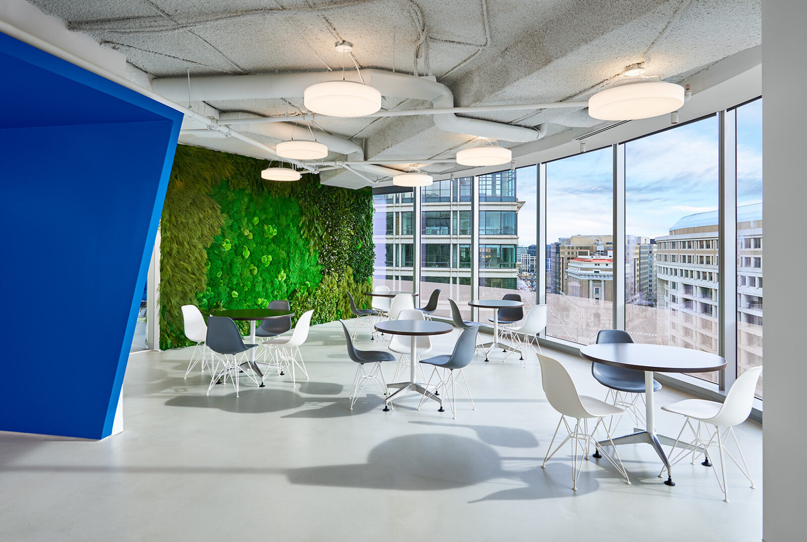 Creative Office Pavilion Corporate Social Responsibility Sustainability Recycling Program environmental solutions