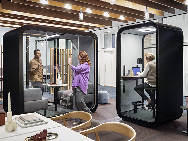 framery meeting pod office privacy booth